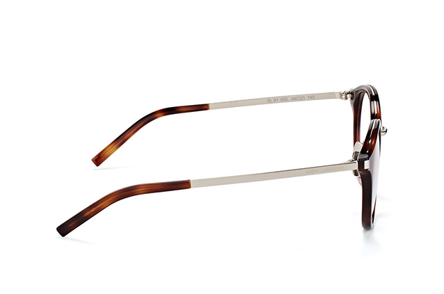 a58e751620 ... Saint Laurent Glasses  Saint Laurent SL 91 002. null perspective view   null perspective view ...