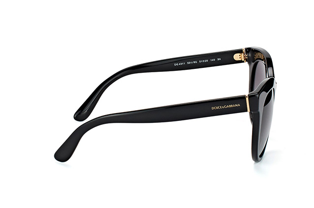Dolce&Gabbana DG 4311 501/8G perspective view