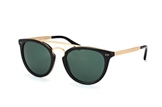 Polo Ralph Lauren PH 4121 5001/71, Aviator Sonnenbrillen, Goldfarben