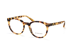 Burberry BE 2250 3278, Round Brillen, Havana