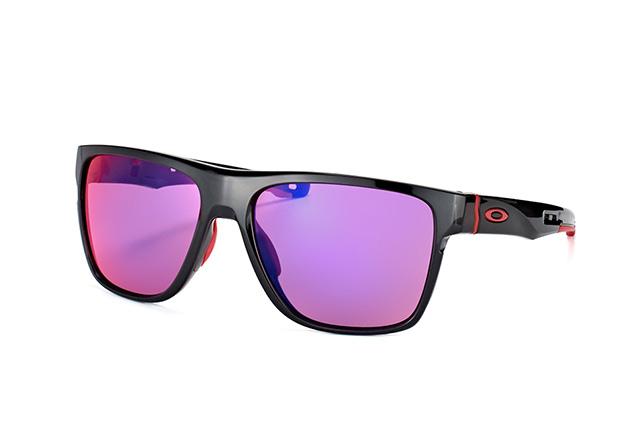 Oakley Crossrange Round Prizm Sonnenbrille Grau fXoejr