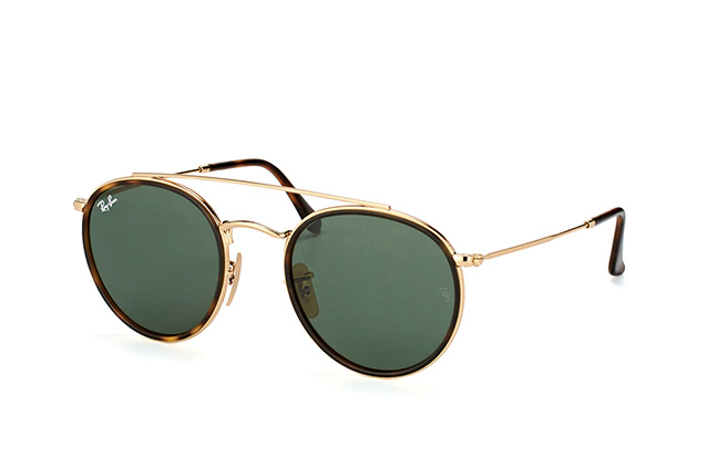 Ray-Ban RB 3647N 001 Perspektivenansicht