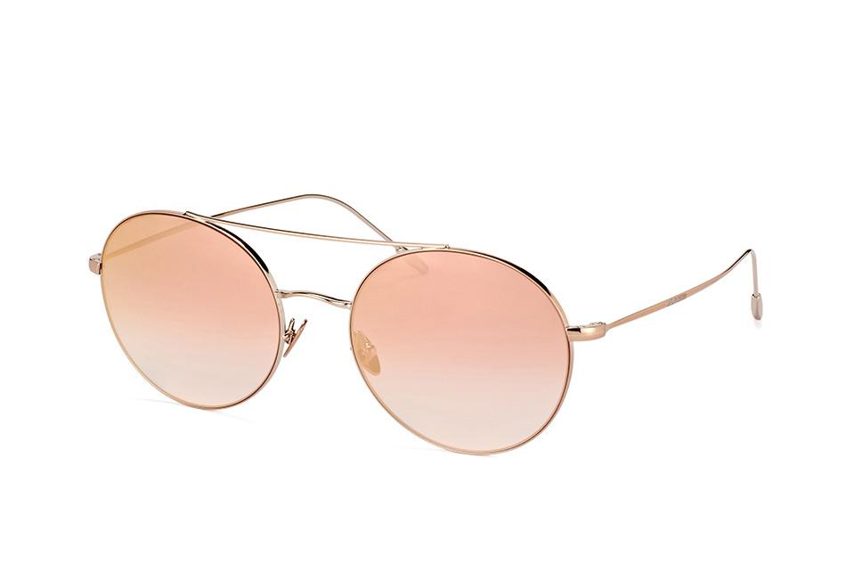AR 6050 3011/6F, Aviator Sonnenbrillen, Goldfarben