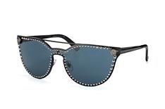 Versace VE 2177 100987, Singlelens Sonnenbrillen, Schwarz