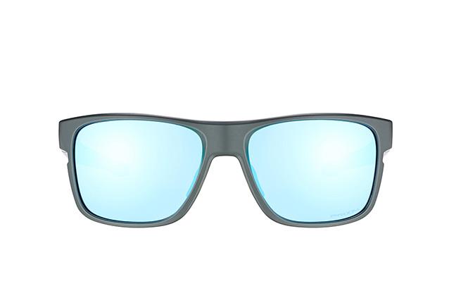 Oakley Crossrange Sonnenbrille Mattes Dunkelgrau OO9361-09 Polarisiert 57mm 6WrK1rj