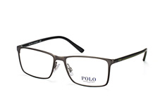Polo Ralph Lauren Ph1165 9187, Rectangle Brillen, Schwarz