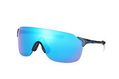 Oakley Evzero Stride OO 9386 02, Singlelens Sonnenbrillen, Schwarz