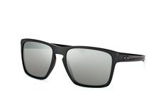 Oakley Sliver XL OO 9341 15, Square Sonnenbrillen, Schwarz