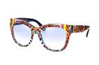 Dolce&Gabbana DG 4270 3020/87 Blue / Red / Gradient blue perspective view thumbnail