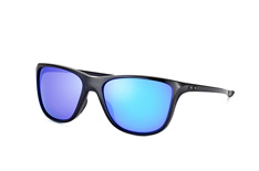 Oakley Reverie OO 9362 03, Square Sonnenbrillen, Schwarz