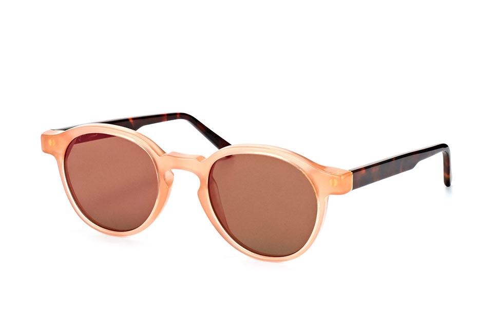 Super by Retrosuperfuture The Iconic Series Pink 2Lq/r, Round Sonnenbrillen, Rosa