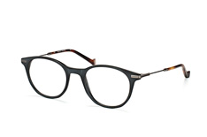 Hackett London HEB 204 02, Round Brillen, Schwarz