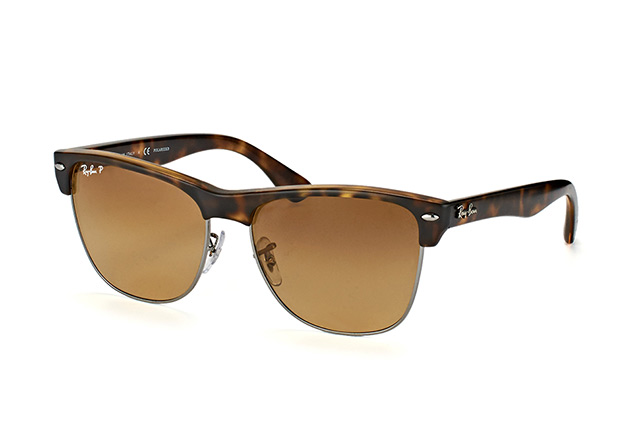 Ray-Ban Clubmaster RB 4175 878/M2 Perspektivenansicht