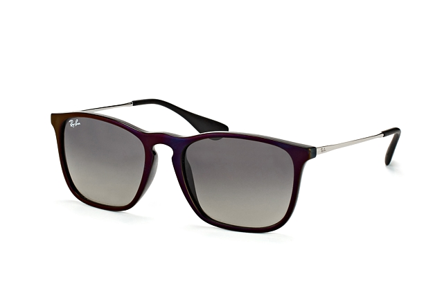 Ray-Ban Chris RB 4187 6316/11 perspective view