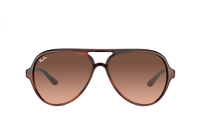 Ray-Ban Cats 5000 RB 4125 820/A5 Perspektivenansicht