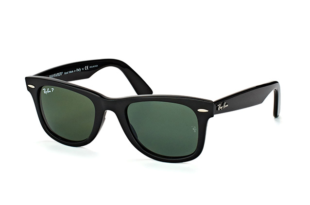 6ef8e7e355351 ... Sunglasses  Ray-Ban Wayfarer RB 4340 601 58. null perspective view ...