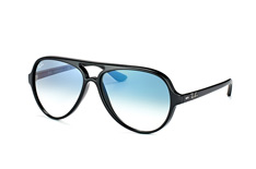 Ray-Ban Cats 5000 RB 4125 601/3F liten