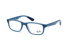 ray-ban-rx-7063-8019-rectangle-brillen-blau