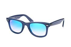 Ray-Ban Wayfarer RB 4340 6232/4O, Square Sonnenbrillen, Blau