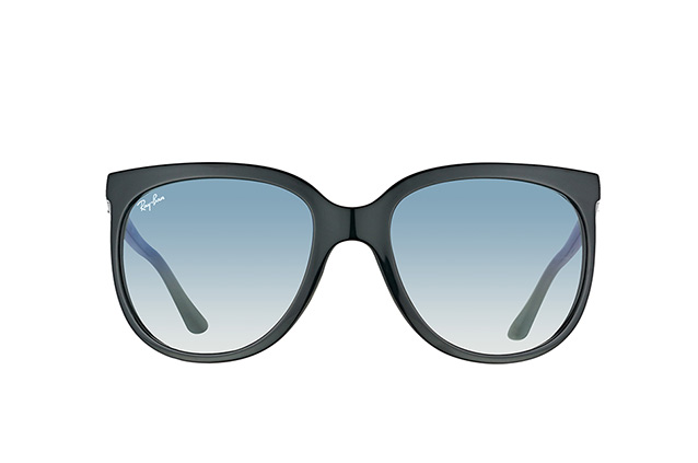 Ray-Ban Cats 1000 RB 4126 601/3F perspective view