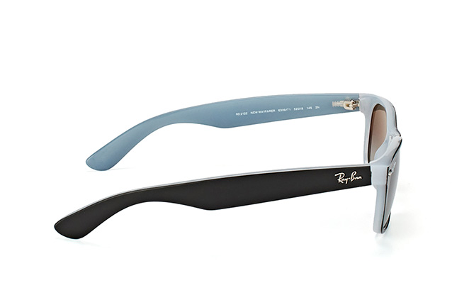 Ray-Ban New Wayfarer RB 2132 6309/71 vista en perspectiva