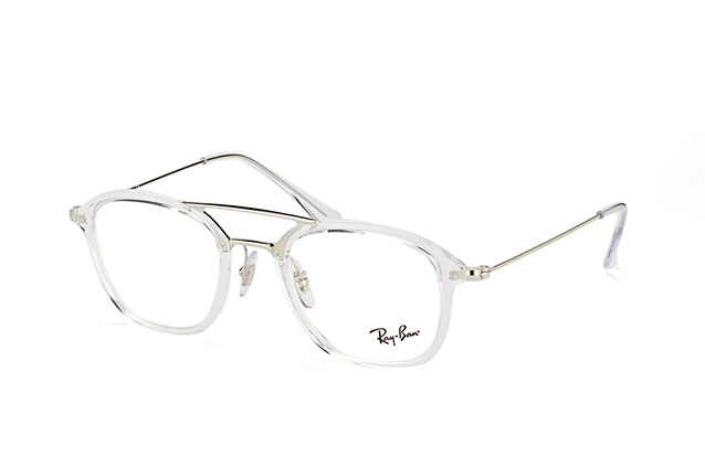cfbc15f208 ... Glasses  Ray-Ban RX 7098 2001. null perspective view ...