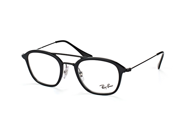 3a81d90fbe ... Glasses  Ray-Ban RX 7098 5725. null perspective view ...