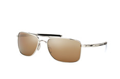 Oakley Gauge 8 OO 4124 05, Square Sonnenbrillen, Silber