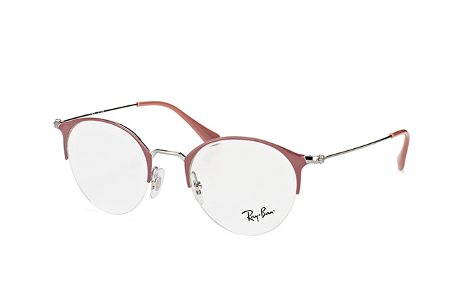 Ray-Ban RX 3578V 2907 perspective view