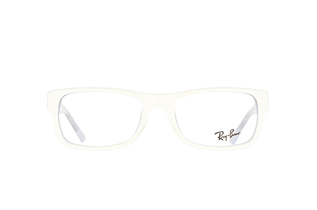 Ray-Ban RX 5268 5737 perspective view