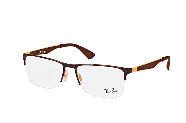 Ray-Ban RX 6335 2917 perspective view