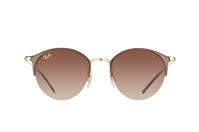 Ray-Ban RB 3578 9009/13 vista en perspectiva