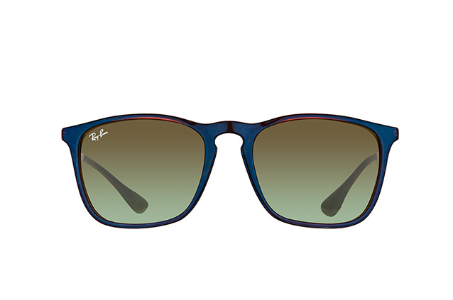 Ray-Ban Chris RB 4187 6315/E8 Perspektivenansicht