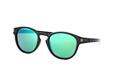 Oakley Latch OO 9265 28, Round Sonnenbrillen, Schwarz