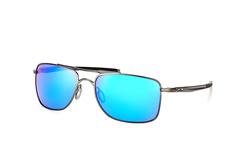 Oakley Gauge 8 OO 4124 06, Quadratische Sonnenbrille, Herren, polarisiert - Preisvergleich