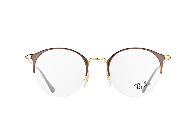 Ray-Ban RX 3578V 2905 perspective view