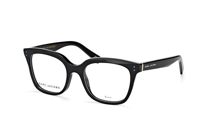 MARC JACOBS Marc Jacobs Damen Brille » MARC 122«, schwarz, 807 - schwarz