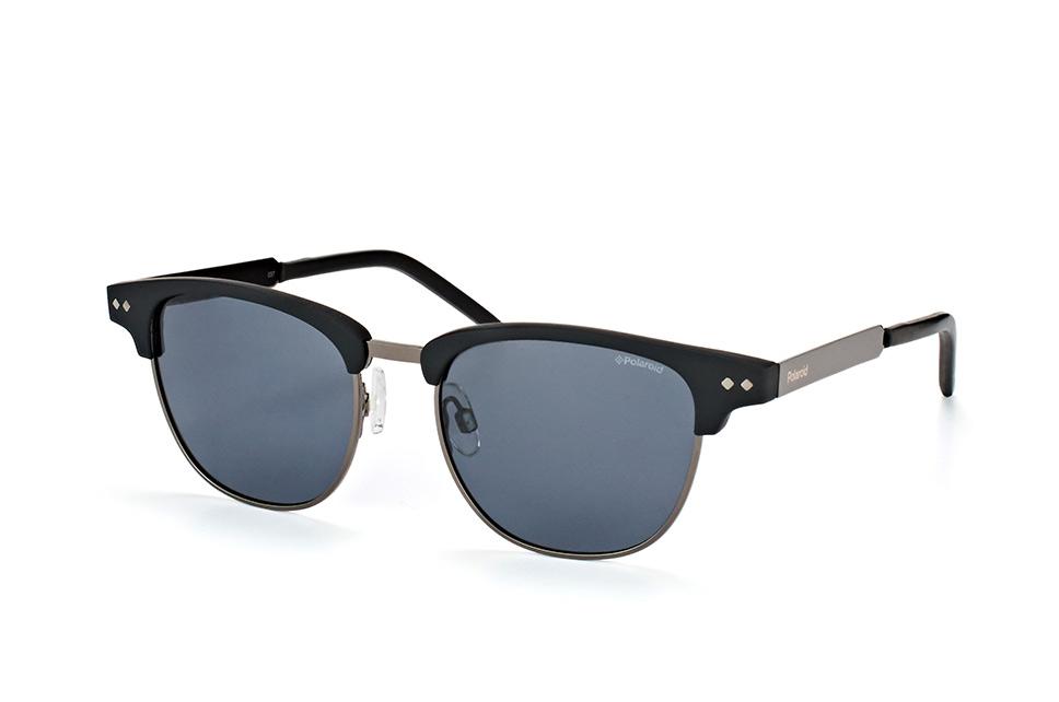 Polaroid Sonnenbrille » PLD 1027/S«, schwarz, RZZ/M9 - schwarz/grau