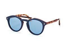 Gucci GG 0124S 003, Aviator Sonnenbrillen, Blau