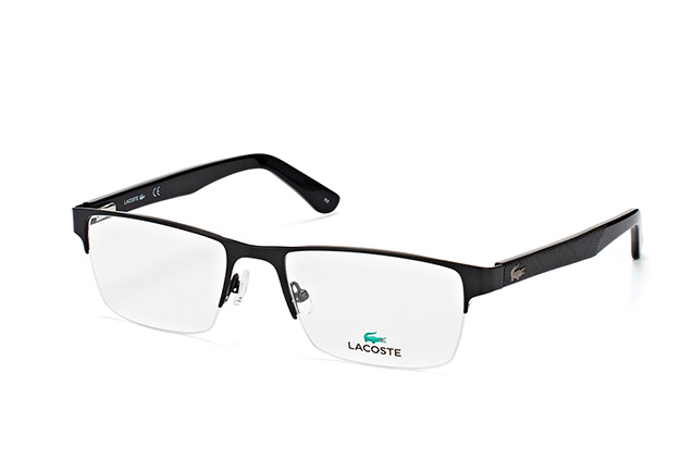 7dbc356bf5a ... Lacoste Glasses  Lacoste L 2237 002. null perspective view ...