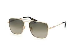 Gucci GG 0108S 006, Aviator Sonnenbrillen, Goldfarben