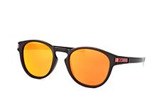 Oakley Latch OO 9265 29, Round Sonnenbrillen, Schwarz