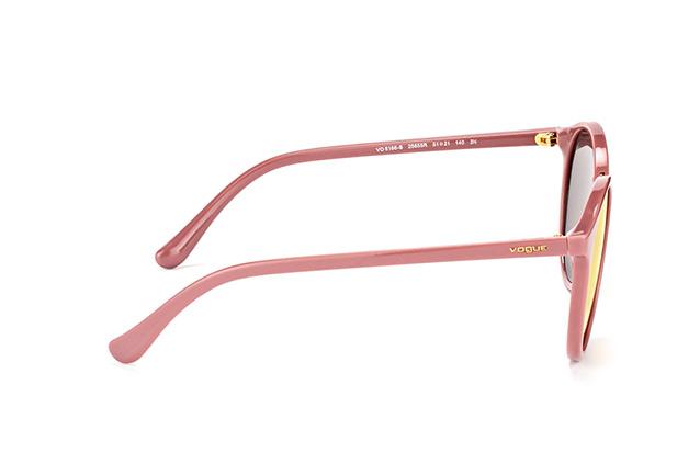 Vogue Eyewear VO 5166-S 25655R , Rose , Round
