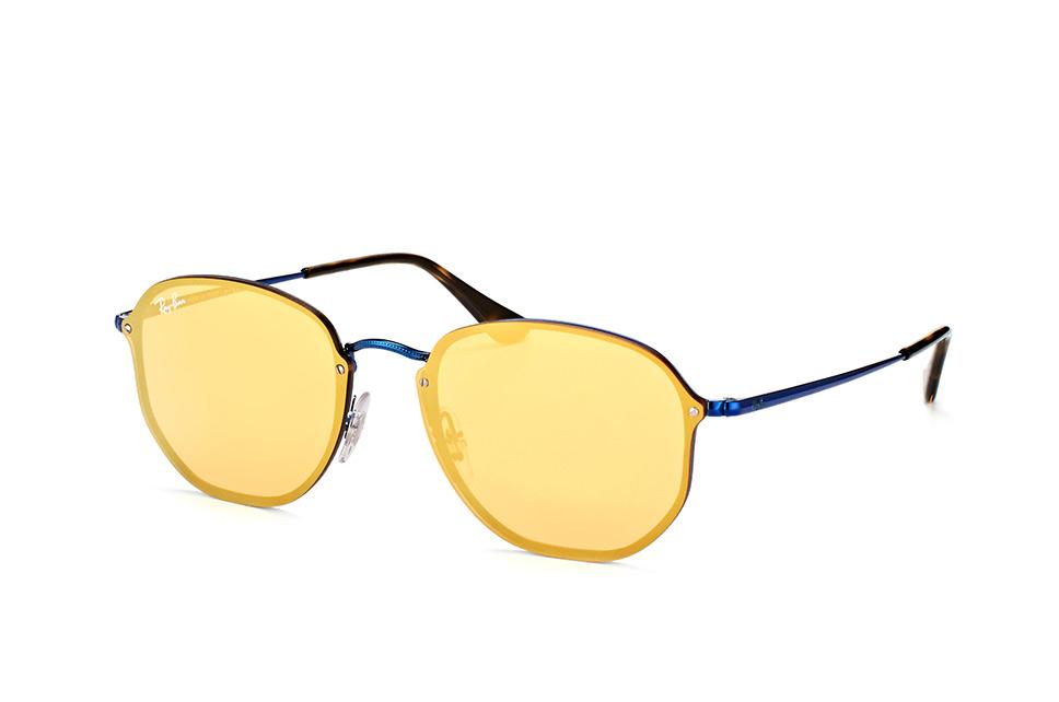 Blaze RB 3579N 9038/7J, Round Sonnenbrillen, Blau