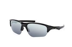 Oakley Flak Beta OO 9363 02, Sporty Sonnenbrillen, Schwarz