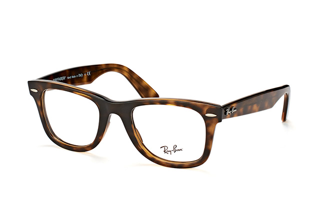 b17c585338 ... Glasses  Ray-Ban Wayfarer RX 4340V 2012. null perspective view ...