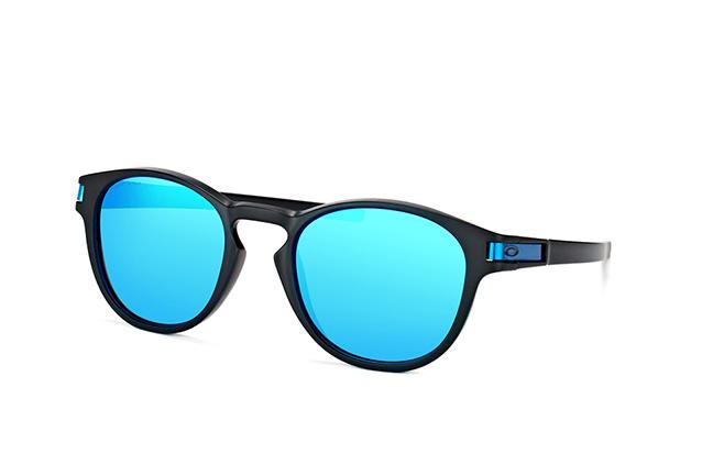 Oakley Herren Sonnenbrille »LATCH OO9265«, schwarz, 926530 - schwarz/blau