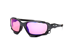 Oakley Racing Jacket OO 9171 38, Sporty Sonnenbrillen, Grau