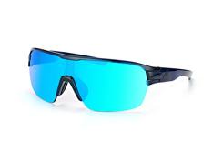 Adidas Zonyk Aero AD 06 75 4500, Singlelens Sonnenbrillen, Blau