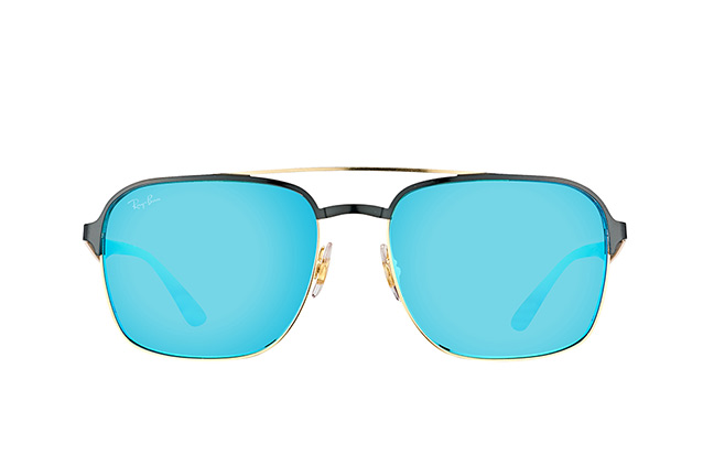 431bb3911d ... Sunglasses  Ray-Ban RB 3570 187 55. null perspective view  null  perspective view  null perspective view